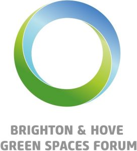 Brighton & Hove Green Spaces Forum Logo