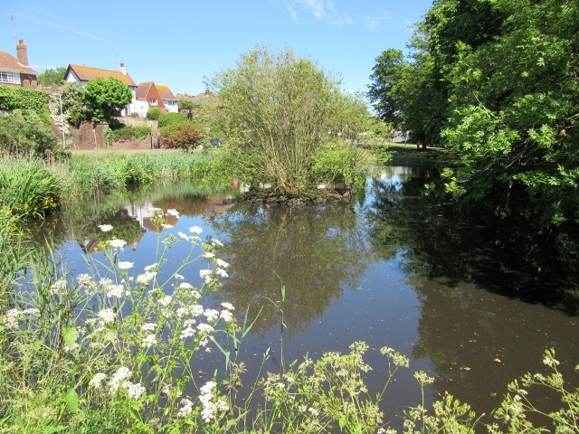 East Blatchington Pond