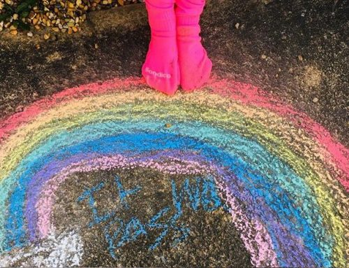 Rainbow of hope – a little quiz