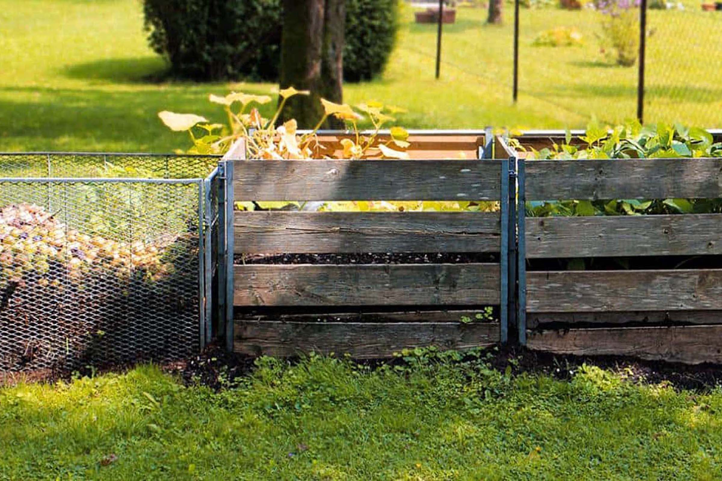 creating compost
